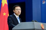 恒行2娱乐app:中方公开批评美政府以影响美大选?外交部:逻辑荒唐可笑