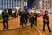 恒行2娱乐app:维也纳疑似发生恐袭 枪手在教堂附近开火至少7死多伤